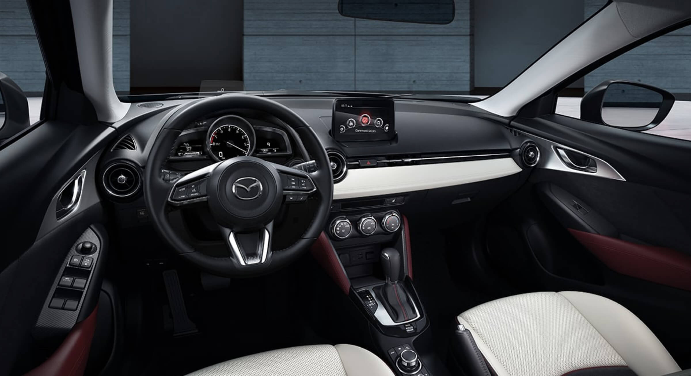 Mazdacx3-Parchment Leather